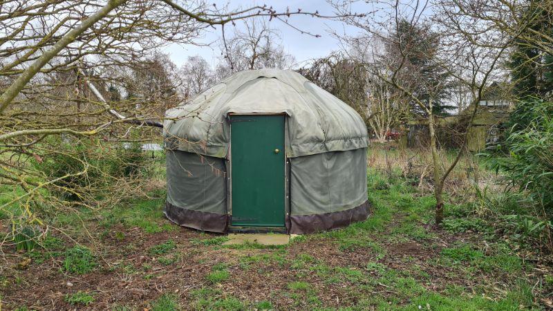 maxs yurt