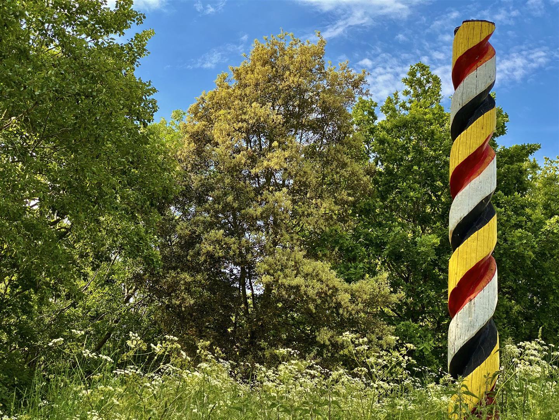 Clophill Centre Peace Pole