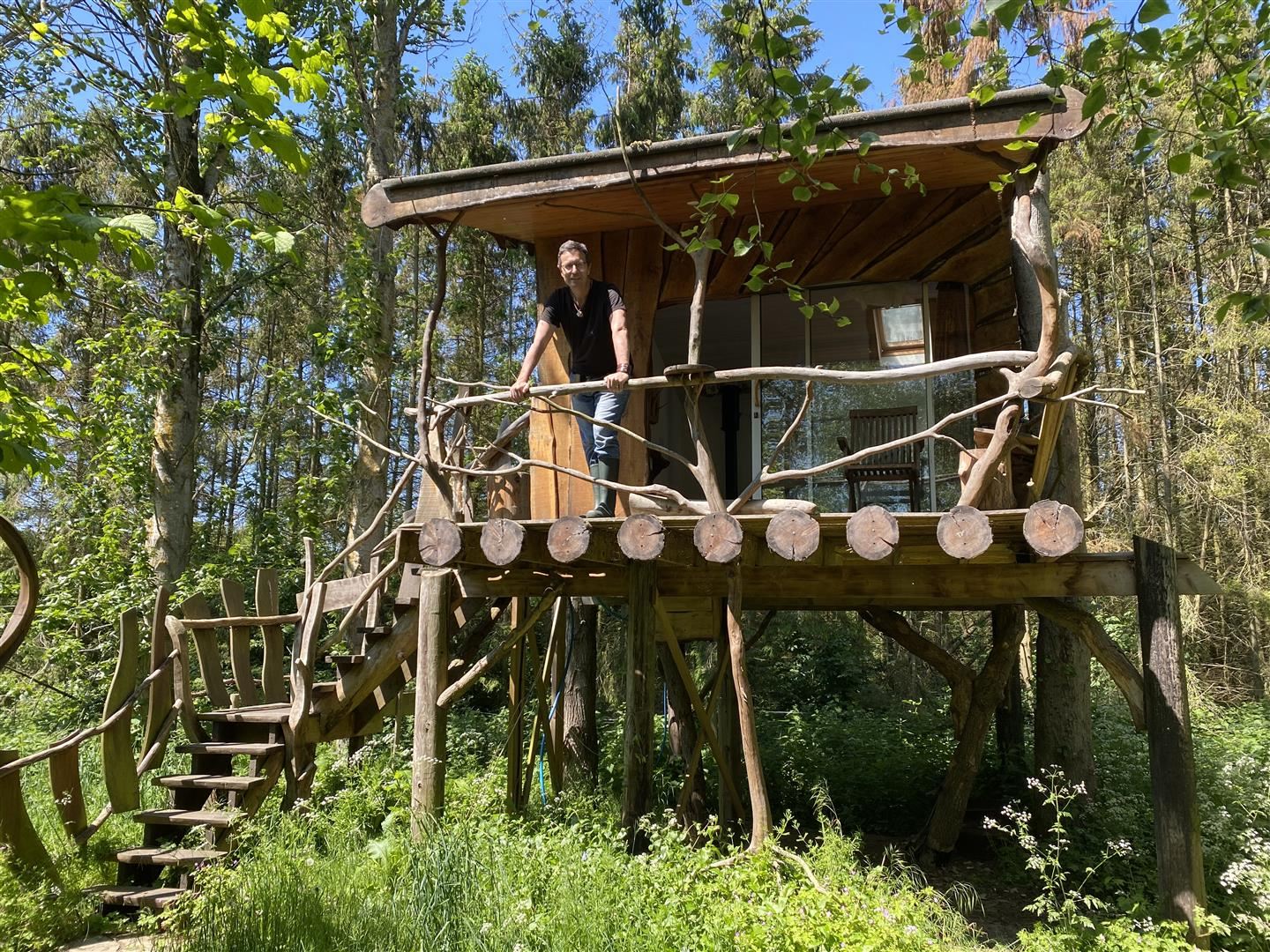 Clophill Centre Treehouse
