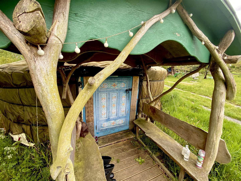 Clophill Centre Yurt 3