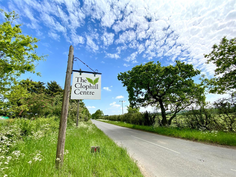 Clophill Centre sign 3