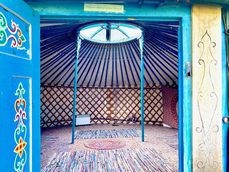 Clophill Centre Yurt 6