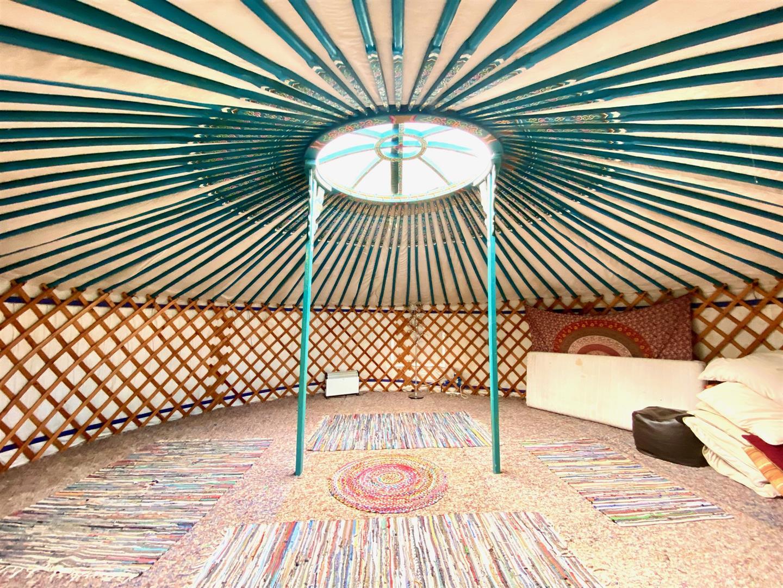 Clophill Centre Yurt 8